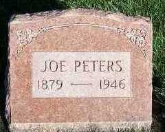 PETERS, JOE - Sioux County, Iowa | JOE PETERS