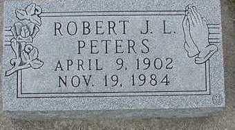 PETERS, ROBERT J. L. - Sioux County, Iowa | ROBERT J. L. PETERS