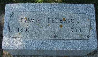 PETERSON, EMMA - Sioux County, Iowa | EMMA PETERSON