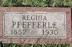 PFEFFERLE, REGINA - Sioux County, Iowa | REGINA PFEFFERLE