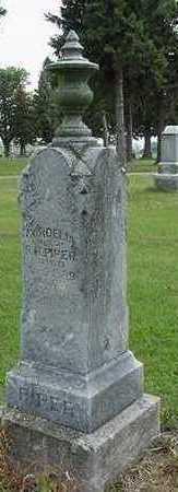 PIPER, CORDELIA (MRS. R. H.) - Sioux County, Iowa | CORDELIA (MRS. R. H.) PIPER