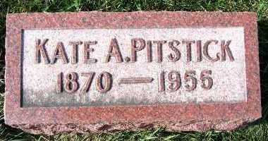 PITSTICK, KATE A. - Sioux County, Iowa | KATE A. PITSTICK