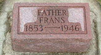 POPMA, FRANS - Sioux County, Iowa | FRANS POPMA
