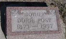 POST, DORA - Sioux County, Iowa | DORA POST