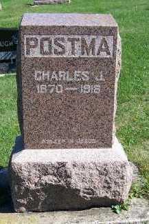 POSTMA, CHARLES J. - Sioux County, Iowa | CHARLES J. POSTMA