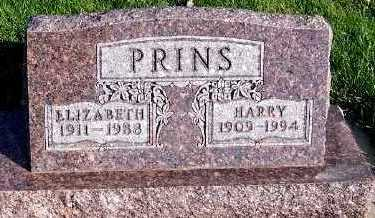 PRINS, HARRY - Sioux County, Iowa | HARRY PRINS