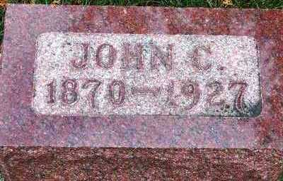 PRYDE, JOHN C. - Sioux County, Iowa | JOHN C. PRYDE
