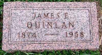 QUINLAN, JAMES E. - Sioux County, Iowa | JAMES E. QUINLAN