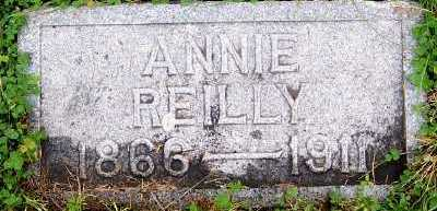 REILLY, ANNIE - Sioux County, Iowa | ANNIE REILLY