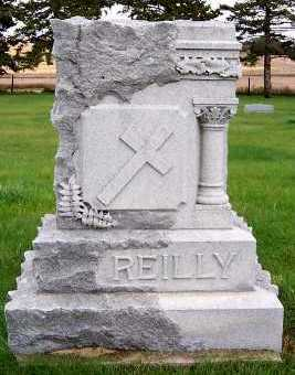 REILLY, HEADSTONE - Sioux County, Iowa | HEADSTONE REILLY