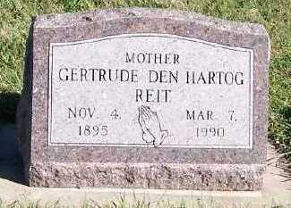 DENHARTOG REIT, GERTRUDE - Sioux County, Iowa | GERTRUDE DENHARTOG REIT