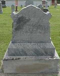 RENSINK, GEZEINA - Sioux County, Iowa | GEZEINA RENSINK