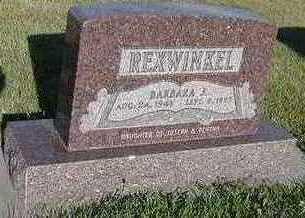 REXWINKEL, BARBARA J. - Sioux County, Iowa | BARBARA J. REXWINKEL