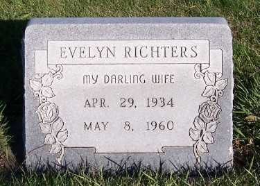 VANBEEK RICHTERS, EVELYN - Sioux County, Iowa | EVELYN VANBEEK RICHTERS