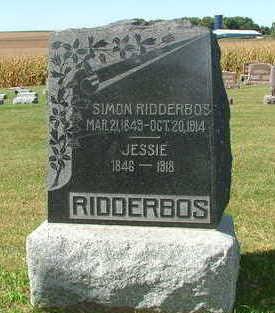 RIDDERBOS, JESSIE - Sioux County, Iowa | JESSIE RIDDERBOS