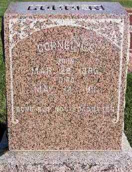ROGGEN, CORNELIUS - Sioux County, Iowa | CORNELIUS ROGGEN
