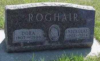 ROGHAIR, DORA - Sioux County, Iowa | DORA ROGHAIR