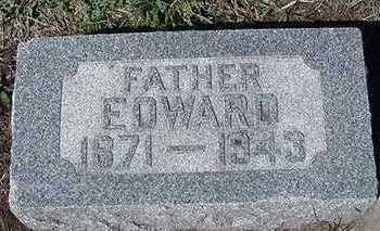 ROOS, EDWARD - Sioux County, Iowa   EDWARD ROOS