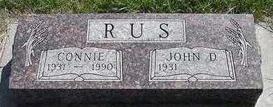 RUS, CONNIE - Sioux County, Iowa | CONNIE RUS