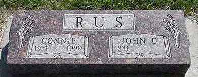 RUS, JOHN D. - Sioux County, Iowa | JOHN D. RUS