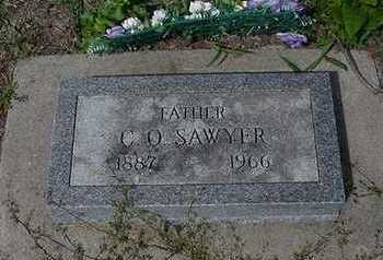 SAWYER, C. O. - Sioux County, Iowa | C. O. SAWYER