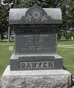 SAWYER, CHARLES C. - Sioux County, Iowa | CHARLES C. SAWYER