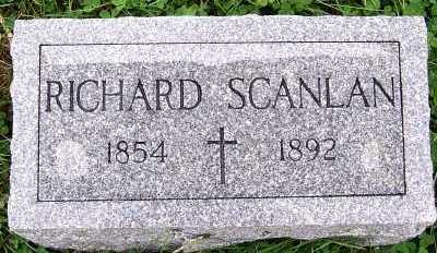 SCANLAN, RICHARD - Sioux County, Iowa | RICHARD SCANLAN