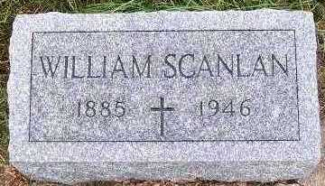 SCANLAN, WILLIAM - Sioux County, Iowa | WILLIAM SCANLAN