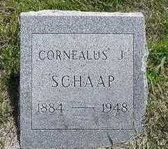 SCHAAP, CORNELIUS J. - Sioux County, Iowa | CORNELIUS J. SCHAAP