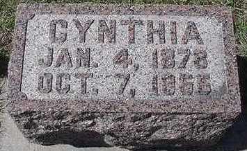 SCHALEKAMP, CYNTHIA - Sioux County, Iowa | CYNTHIA SCHALEKAMP