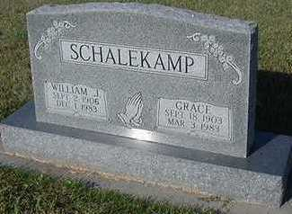 SCHALEKAMP, WILLIAM J. - Sioux County, Iowa | WILLIAM J. SCHALEKAMP