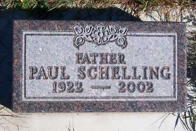 SCHELLING, PAUL - Sioux County, Iowa | PAUL SCHELLING