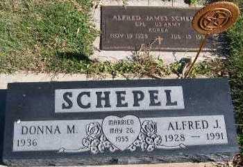 SCHEPEL, ALFRED J. - Sioux County, Iowa | ALFRED J. SCHEPEL
