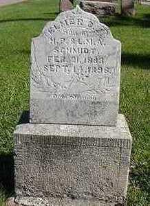 SCHMIDT, ELMER C. J. - Sioux County, Iowa | ELMER C. J. SCHMIDT