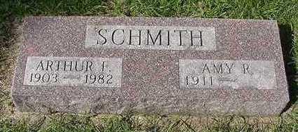 SCHMITH, ARTHUR F. - Sioux County, Iowa | ARTHUR F. SCHMITH