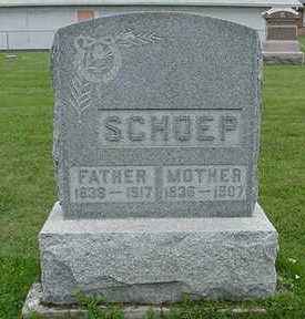 SCHOEP, FATHER - Sioux County, Iowa | FATHER SCHOEP
