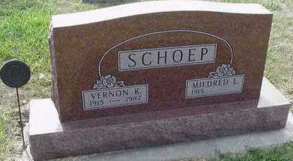 SCHOEP, MILDRED - Sioux County, Iowa | MILDRED SCHOEP