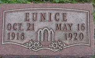 SCHOLTEN, EUNICE - Sioux County, Iowa | EUNICE SCHOLTEN