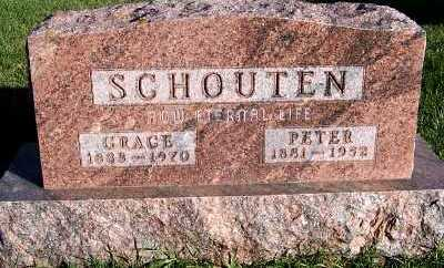 SCHOUTEN, PETER - Sioux County, Iowa | PETER SCHOUTEN