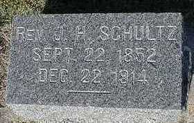 SCHULTZ, J. H. REV. - Sioux County, Iowa | J. H. REV. SCHULTZ