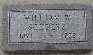 SCHULTZ, WILLIMA W. - Sioux County, Iowa | WILLIMA W. SCHULTZ
