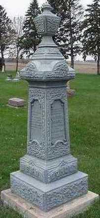 SCHULZ, JOCHIM FRIEDRICH CARL - Sioux County, Iowa | JOCHIM FRIEDRICH CARL SCHULZ