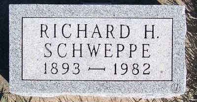 SCHWEPPE, RICHARD H. - Sioux County, Iowa | RICHARD H. SCHWEPPE