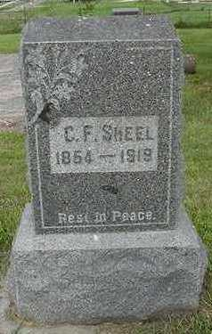 SHEEL, C. F. - Sioux County, Iowa | C. F. SHEEL