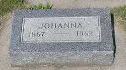 SHORT, JOHANNA - Sioux County, Iowa | JOHANNA SHORT