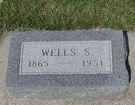 SHORT, WELLS S. - Sioux County, Iowa | WELLS S. SHORT