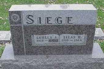 SIEGE, SILAS H. - Sioux County, Iowa | SILAS H. SIEGE