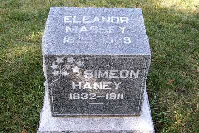 SIMEON, ELEANOR - Sioux County, Iowa | ELEANOR SIMEON