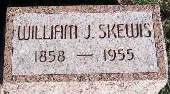 SKEWIS, WILLIAM J. - Sioux County, Iowa | WILLIAM J. SKEWIS