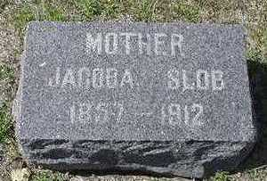 SLOB, JACOBA  D.1912 - Sioux County, Iowa | JACOBA  D.1912 SLOB